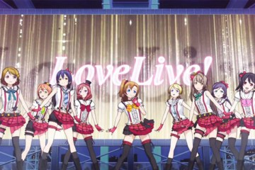 Love Live Anime Review