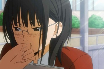 Shy Anime Girls