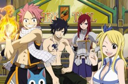 Fairy Tail First Impression