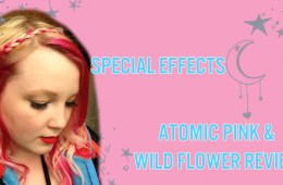 Special Effects Atomic Pink Review