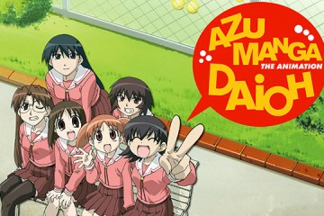Azumanga Diaoh Review