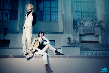 Bungou Stray Dogs Cosplay