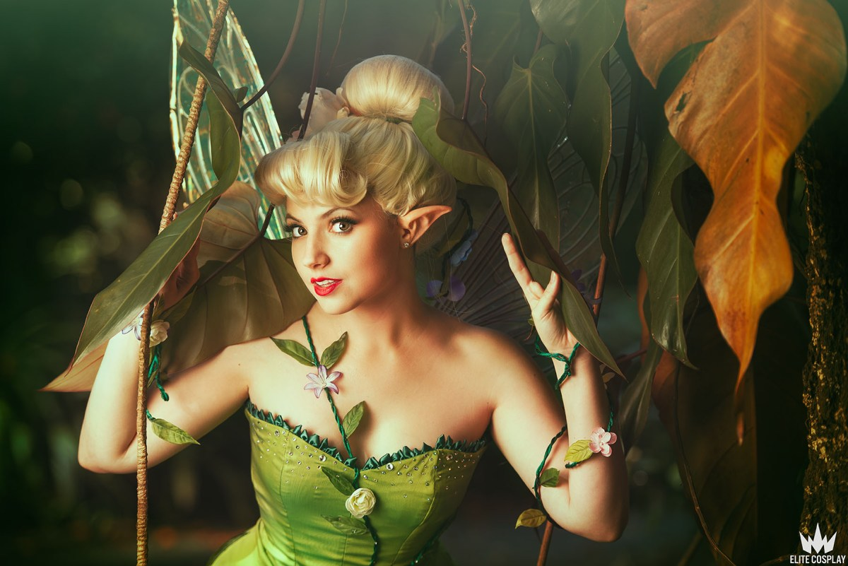 Tinker Bell Cosplay