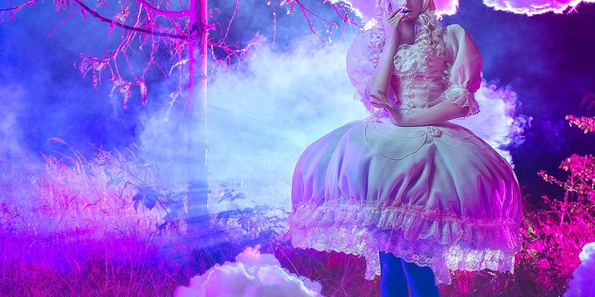 Moon Jelly Costume