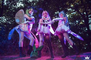 Flip Flappers Cosplay