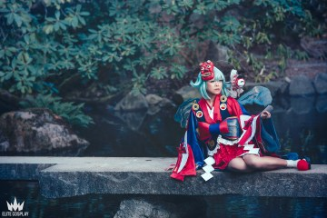 Kingyo Hime Cosplay