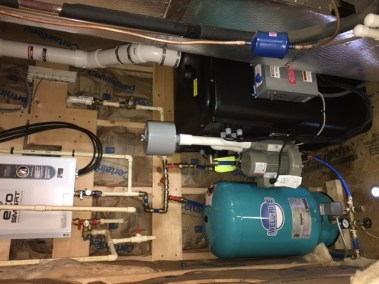 Radon Mediation for Well Water