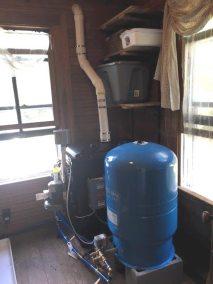 Radon System Inside