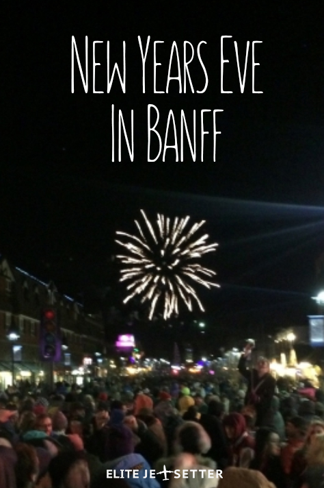 New Years Eve Banff
