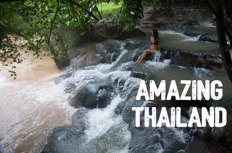 Amazing thailand video