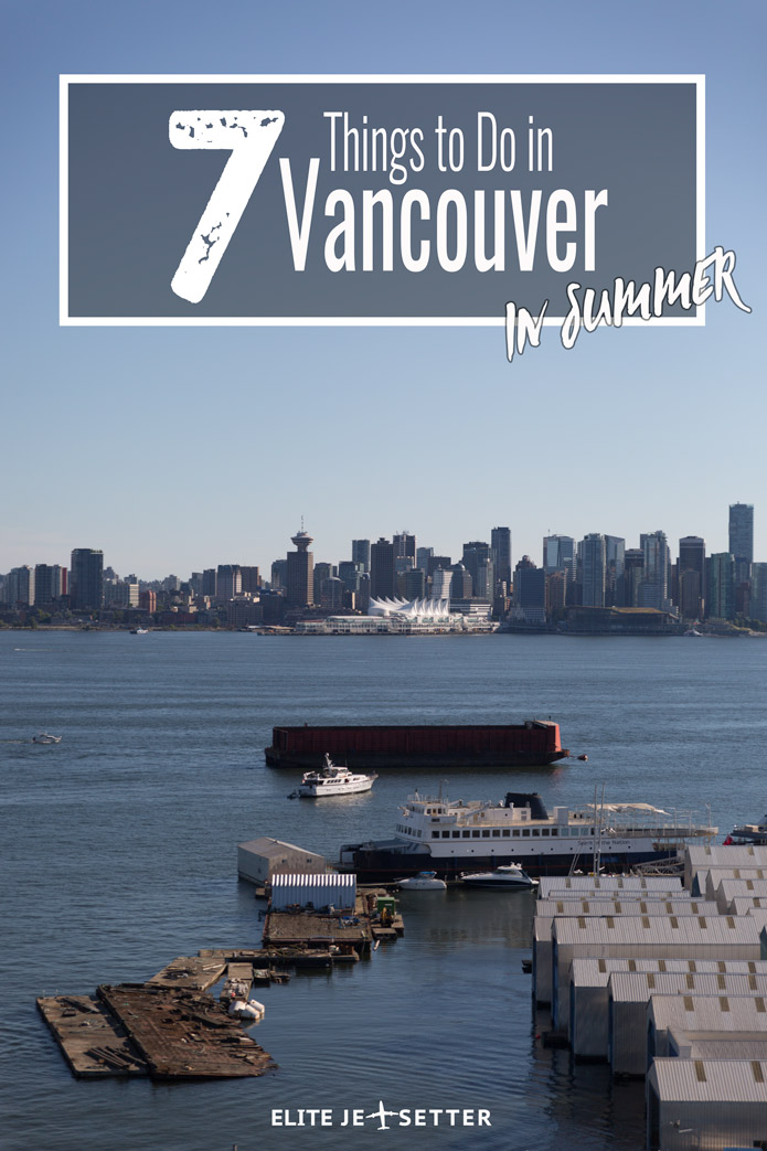 7 things to do in Vancouver Pinterest