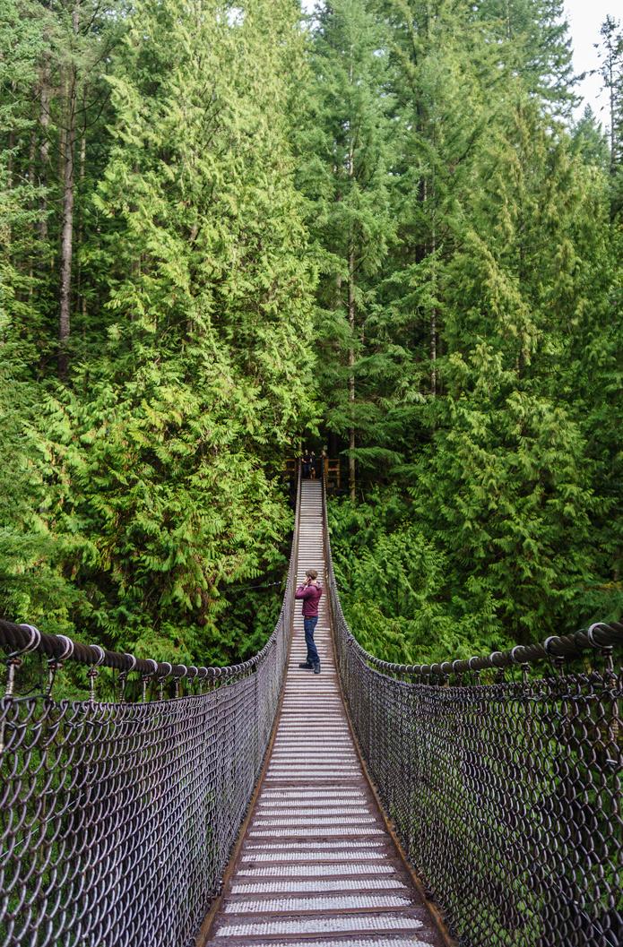 Lynn Canyon Vancouver