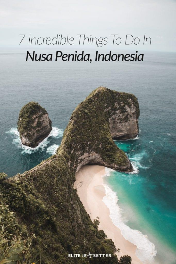 7 things to do in Nusa Penida