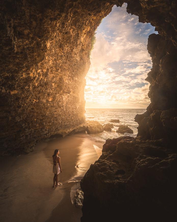 Tegal Wangi Beach Uluwatu