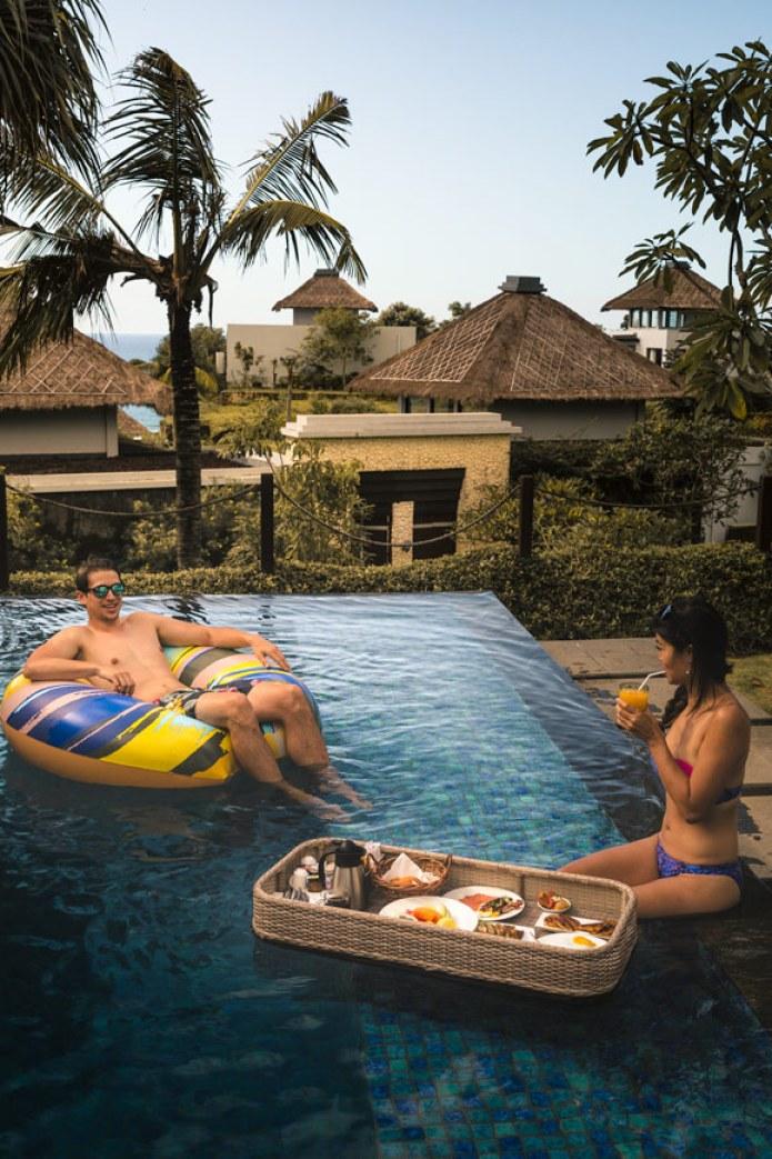 Floating breakfast Ralph Lauren