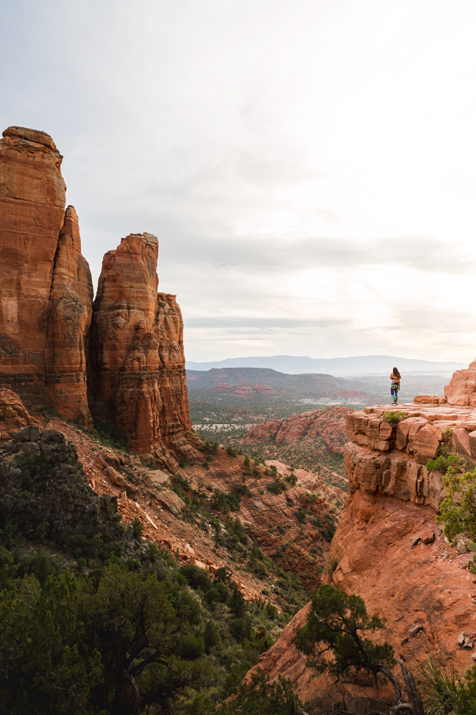 Cathedral Rock Hike
