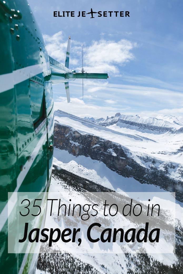 35 things to do in Jasper