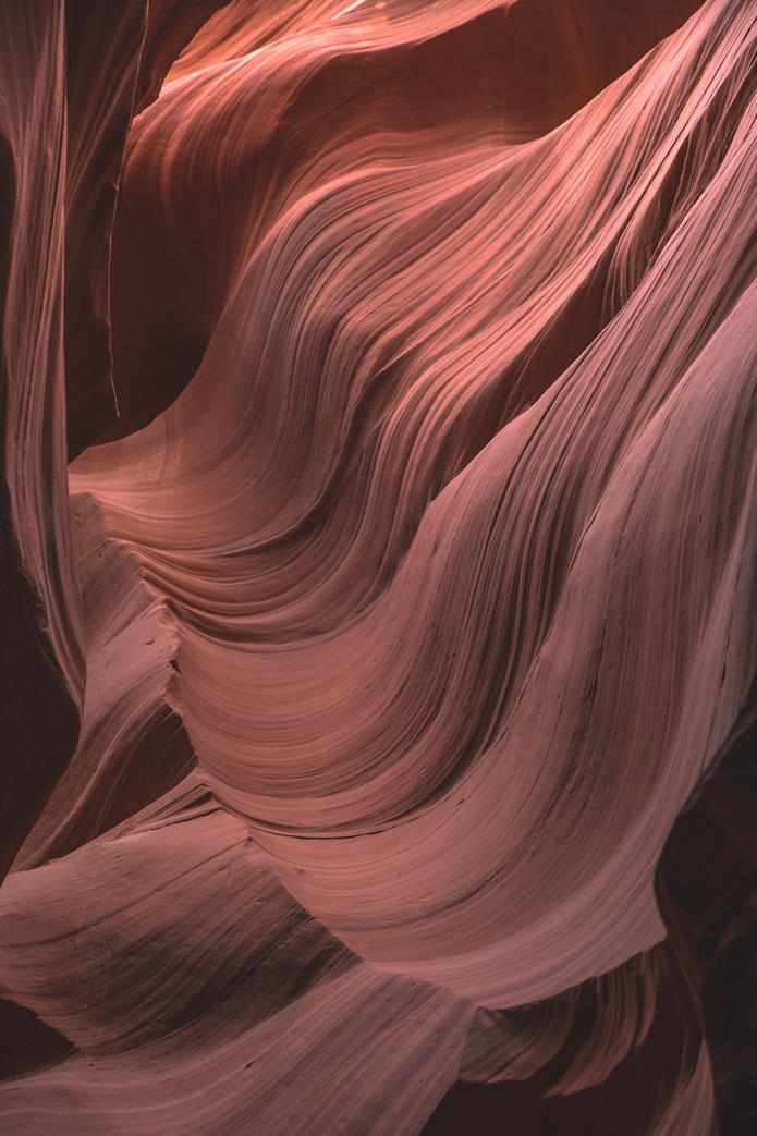 Antelope Canyon Textures