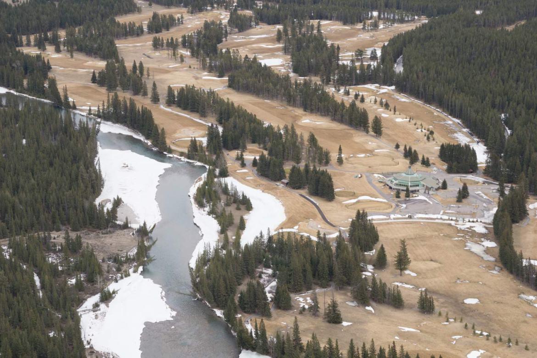 Fairmont Golf Course Banff