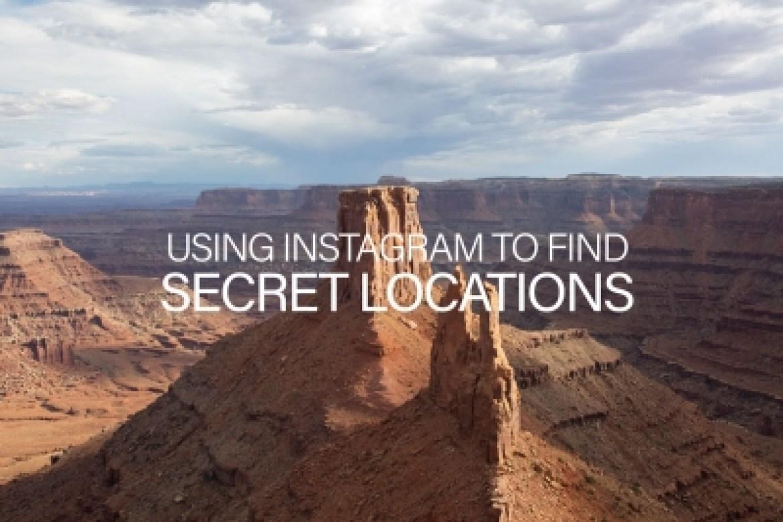 Finding Instagram Locations