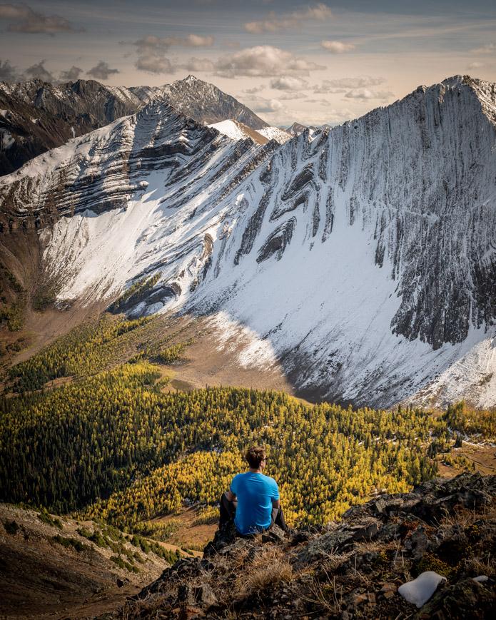 Pocaterra Ridge Garmin Inreach