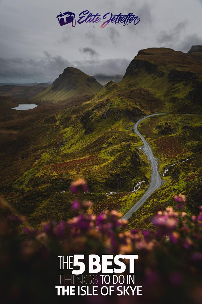 Things to do Isle of Skye