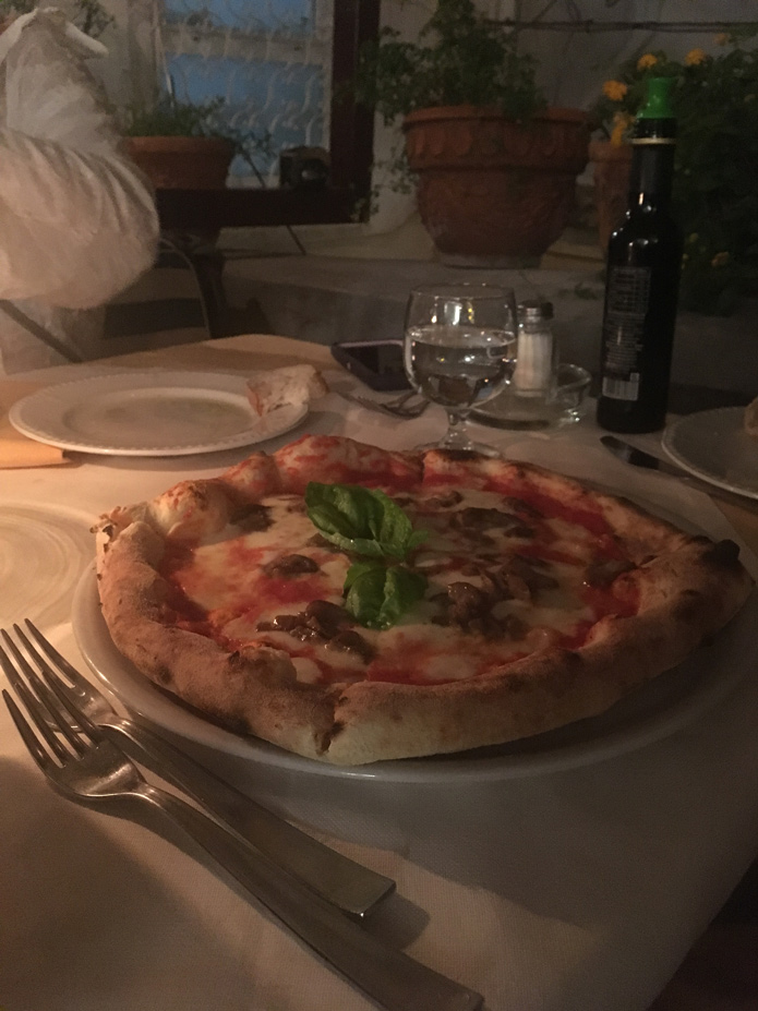 Pizza Positano