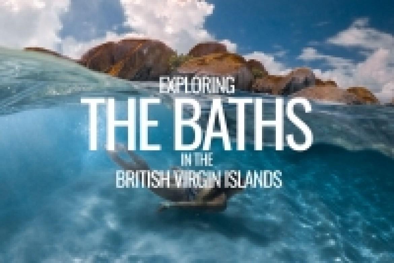 British Virgin Islands and the Baths