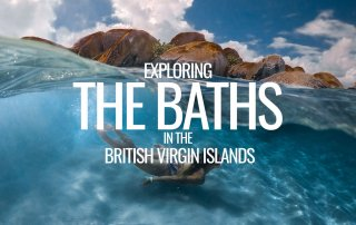 British Virgin Islands and the Baths