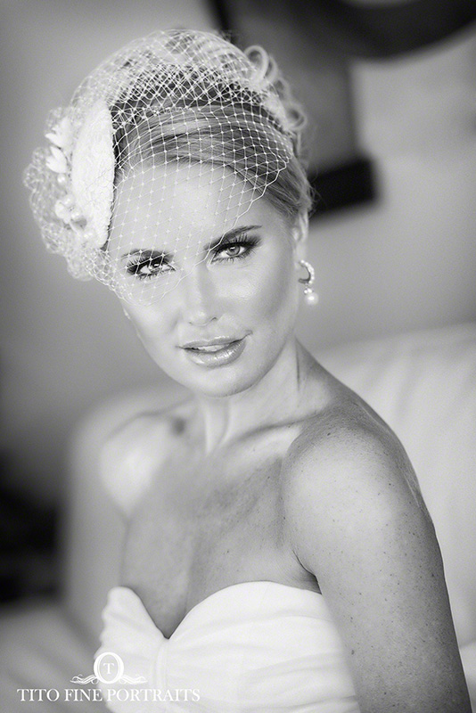 Makeup Artist For Bridal Shoot With Titos Fine Portraits