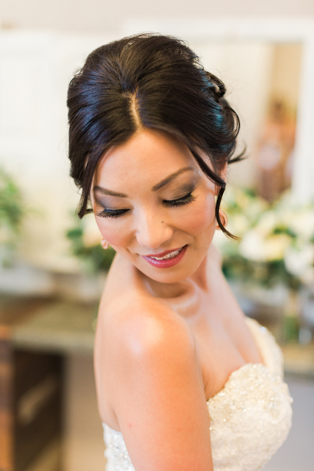 Bridal Makeup Artist For Amber Lees Wedding At Tooth
