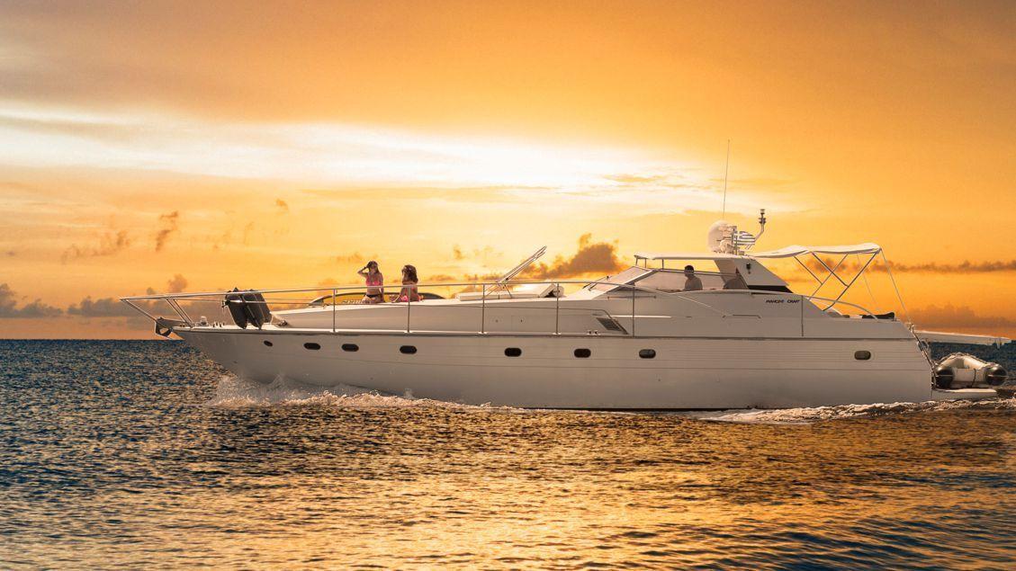 Mancini Open Yacht