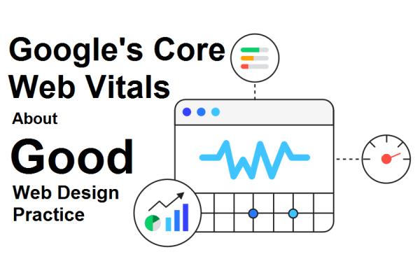 Google's Core Web Vitals - About Good Web Design Practice