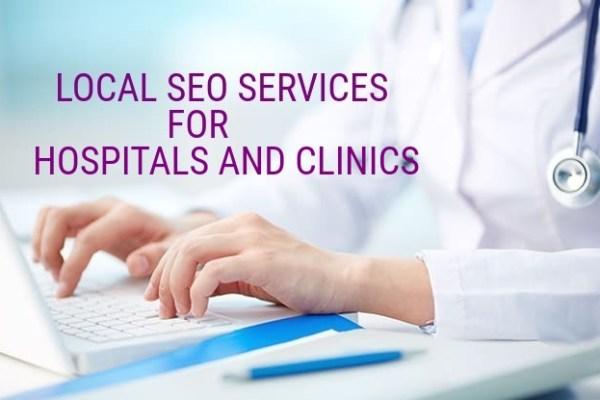 hospital seo service healthcare local seo services