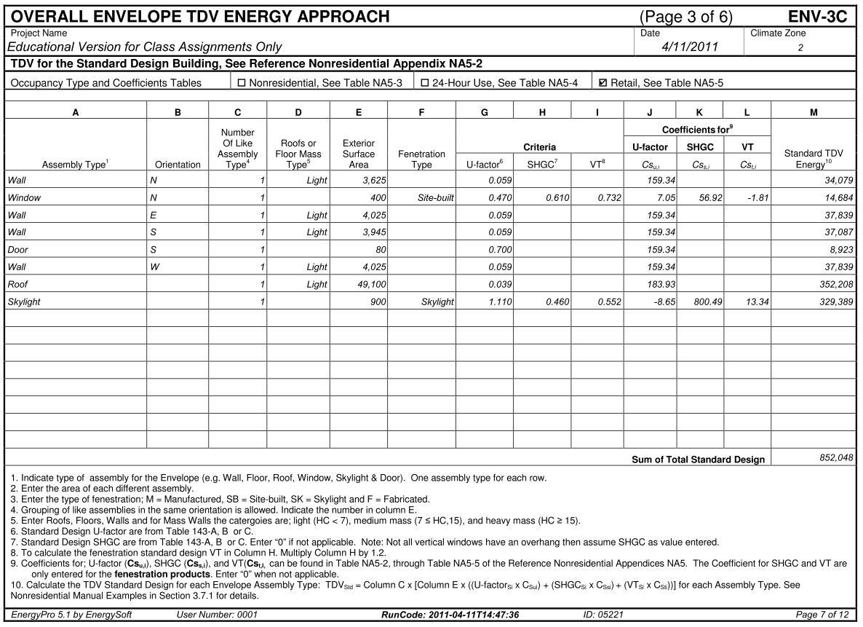 Energypro Reports