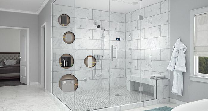 steam showers steam shower generators