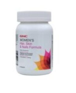 HAIR, SKIN & NAILS FORMULA – GNC