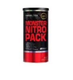 MONSTER NITRO PACK NO2  – PROBIÓTICA