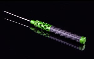 Carbon Fibre Baiting Needles.