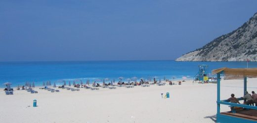 Bathing and swimming on some of the most beautiful beaches in Europe