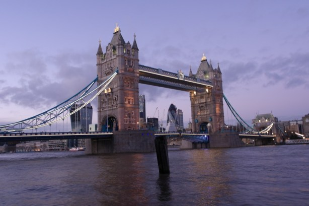 Tower Bridge - Walkway
