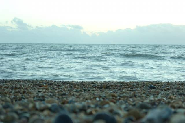 Brighton Beach and Pebbles