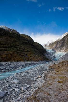 Franz Josef - New Zealand