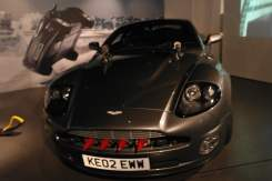 Aston Martin V12 Vanquish Die Another Die