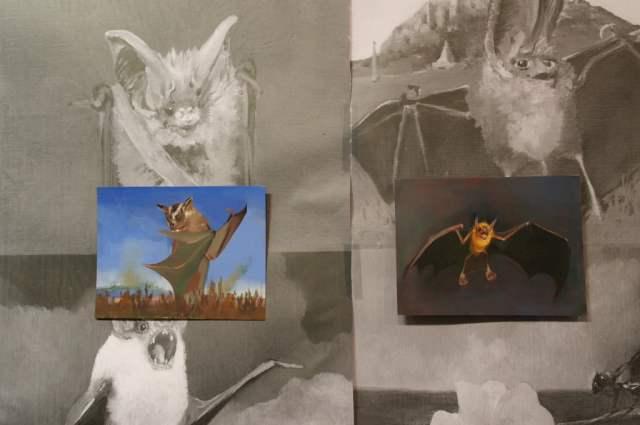 Bat Opera - Marvin Gaye Chetwynd