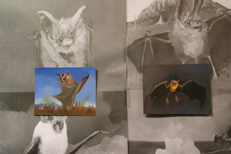 Bat Opera – Marvin Gaye Chetwynd