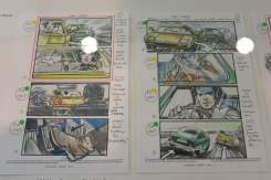 Bond in Motion storyboard (2)