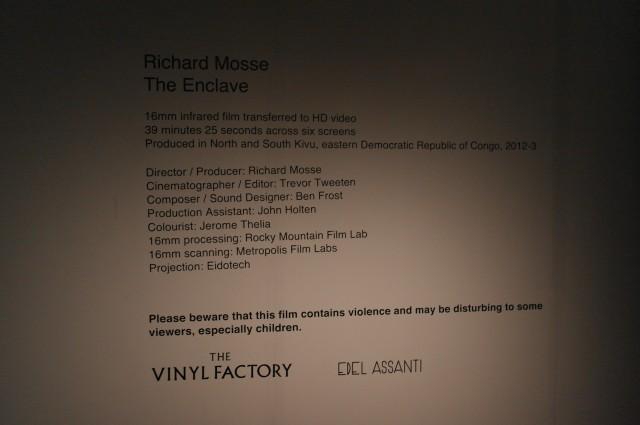 The Enclave - Richard Mosse