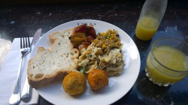 Ethos, Vegetarian Restaurant, London