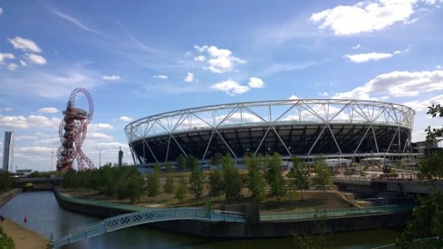 ArcelorMittal Orbit, Olympic Park, Queen Elizabeth Olympic Park, London